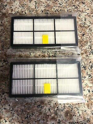 iRobot Authentic Replacement Parts- Roomba 800 and 900 Series Filters 2 packs