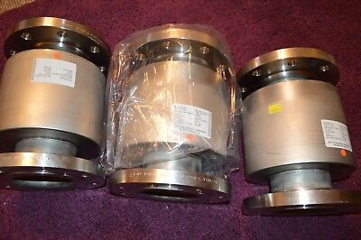 Very high specification air filters and coalescer - unused - stainless steel !!!