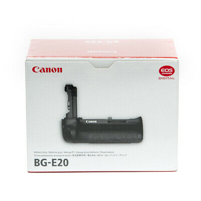 Canon BG-E20 Battery Grip for Canon 5D MKIV + LP-E6N Battery