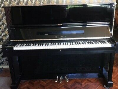 Piano used much loved