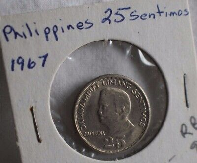 Philippines (13) Coin Lot 1944-1969