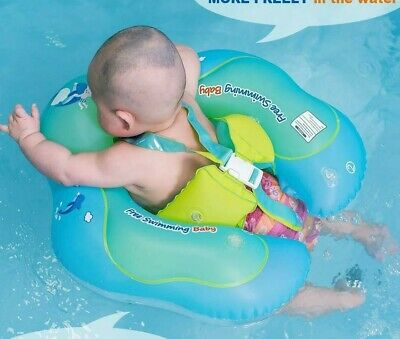 Baby Floaties for Infants, Anti-Slip Floats Ring for Toddler Baby Swimming Pool