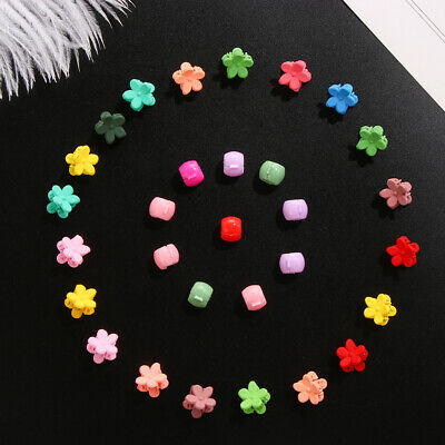 Styling Tool Candy Color Flower Hairpins Mini Claw Hair Clips Hair Claw Clip