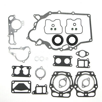 Engine Rebuild Repair Gasket Kit Set For John Deere Electric Mower 425 445 F911