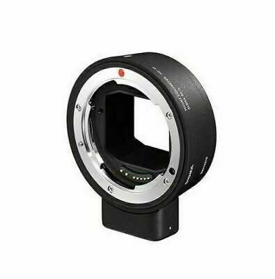 Sigma MC-21 SA-L Mount Converter for Panasonic Lumix S1 or S1R & Sigma FP
