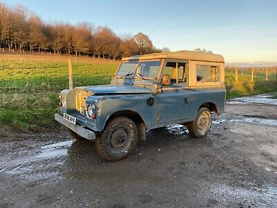 Land Rover Series 3 2.25 Petrol 7 Seater