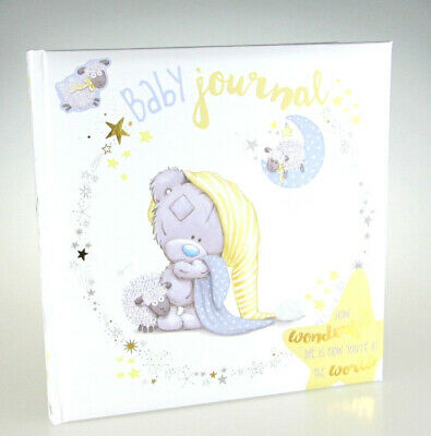Baby Journal. ADORABLE New Baby's Gift Book, Mementos, Keepsakes, Record Book.