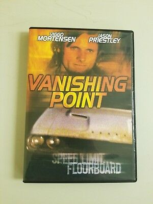 Vanishing Point-2 dvd movie