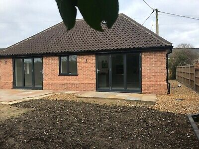 New Build Bungalow In Norfolk