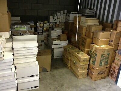 Huge Lot of UNOPENED Packs of VINTAGE Baseball Cards; 150+ Cards per Lot; BONUS!