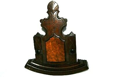 Antique Vintage Solid Wood Finial Furniture Part Architectural