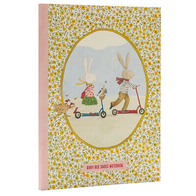 NEW Affirmations Ruby Red Shoes Notebook Scooter