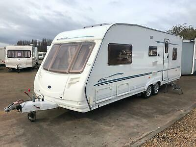 Now Sold Sold 5 Berth Sterling Elite Wayfarer With Fitted Motor Mover