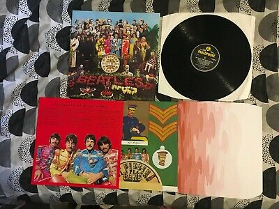 The Beatles Sgt Peppers Lonely Hearts Club Band 2009 Stereo Remastered Vinyl