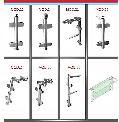 Cough Breathing Protection Stainless Steel Posts Counter Top Glasaufbau