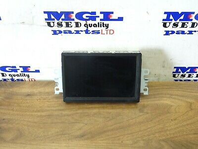 Volvo V40 D2 Multifunction Display Screen 31382906 Ac  2012-On