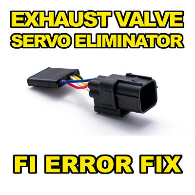 Exhaust Valve Servo Eliminator Ducati Hyperstrada Diavel Hypermotard EVSEM nD