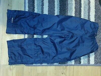 Waterproof Trousers 7-8yrs Mountain Warehouse