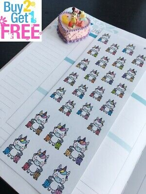 Kawaii Medical Icons Life Planner Stickers for Erin Condren PP297 47pcs