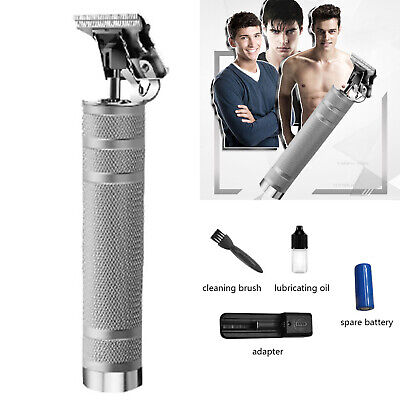 For Kemei KM-1974B Cordless Hair Clipper Sculpture Tool Oil Head Carving Trimmer