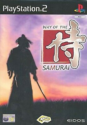 Way of the Samurai 2 PS2 PlayStation 2 Video Game Mint Condition UK Release