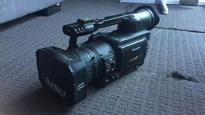 Panasonic Hvx200P Hd High Definition P2 Camcorder! Hard To Find!