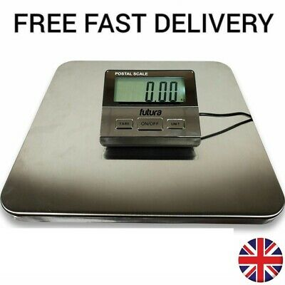 Futura 100Kg Heavy Duty Digital Shipping Parcel Scales Weighing Scales - NEW