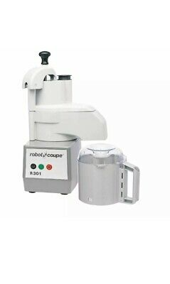 Robot Coupe Food Processor with Veg Prep Attachment R301D [J492]