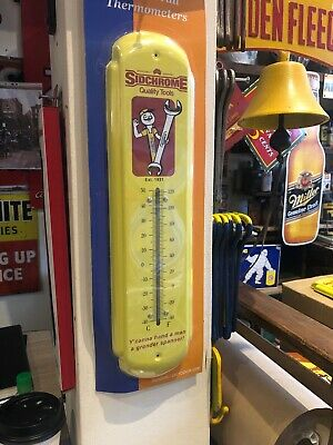 Sidchrome Retro Thermometer