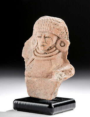 Teotihuacan Pottery Figure Fragment