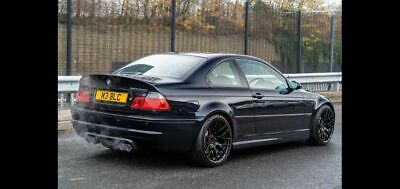 bmw m3 e46 manual supercharged with forged internals