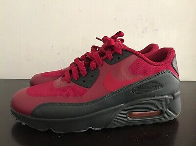 Nike Air Max 90 Ultra 2 Youth Size 6Y US, 5.5UK, 38.5EUR. Red. 869950- 600