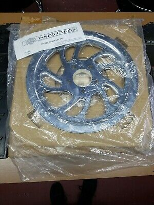 Harley Chrome Softail Rear Pulley Sprocket 40264-06 NEW