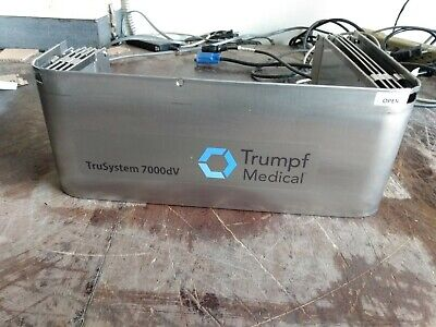 Trumpf Medical Trusystem 7000Dv  Metal Front Cover