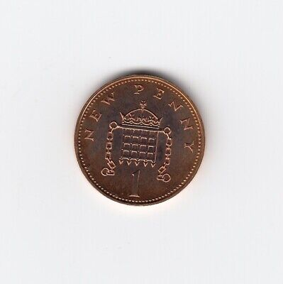 1975  ONE PENNY 1p In PROOF Condition Extremely Nice 1p Coin   (5045)