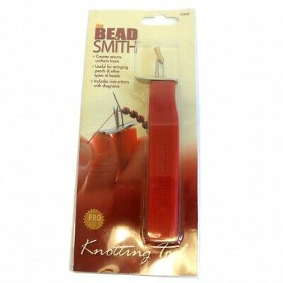 Beadsmith EZ Knotter Knotting Tool Pearl & Bead Stringing - HB21*
