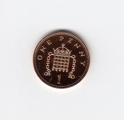 1992 ONE PENNY 1p In Brilliant UNCirculated Condition Extremely Nice  (5059)