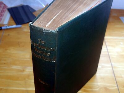 British Empire 1840-1936 Stamp Collection Imperial Album Issue A-M CV STC£30,000