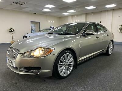 2011 Jaguar XF 3.0 TD V6 Premium Luxury, 1 OWNER, JUST 39,280 MILES..!!