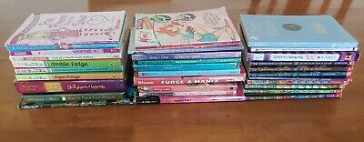 Childrens Random Chapter Book Lot~Boys and Girls~Kinney~Blume~Cowell~Cleary