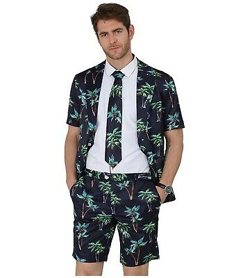 Mage Male Mens Summer Suit