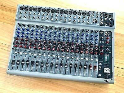 Peavey PV20 USB Equipped 20 Channel Mixer