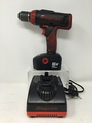 Snap-on 13mm Drill/Driver 18V