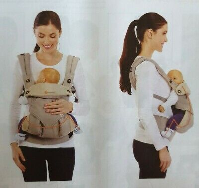 Ergobaby Grey 4 Position 360 Carrier
