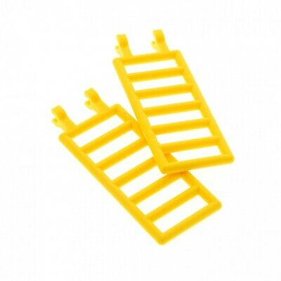 1 x LEGO 6020 Echelle Barre Ladder 7x3 With Clips NEUF NEW jaune, yellow