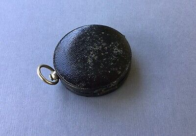 FINE EARLY 19th CENTURY POCKET COMPASS