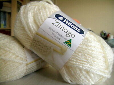 Patons Zhivago 8 Ply