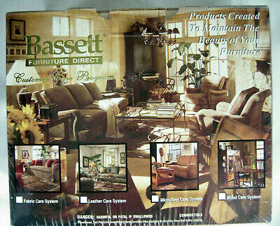 Bassett Furniture Direct Customer Care Program Fabric Leather Wood Microfiber