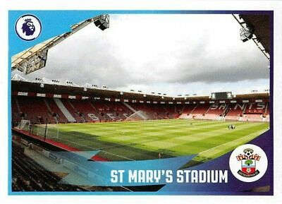 520 St Mary's Stadium SOUTHAMPTON Panini Football 2020 Premier League sticker