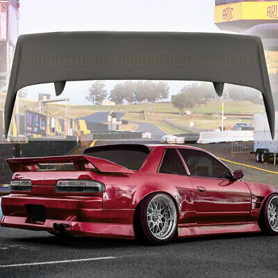 180sx 200sx 240sx bootlip spoiler NISSAN PS13 COUPE DUCKTAIL WING